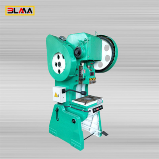 J23-16T Power Press Machine Metal Punching Machine