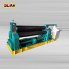 W11 Manual Metal Steel Plate Rolling Machine