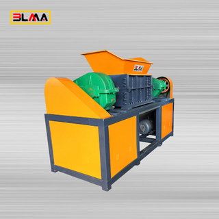 Environmental Wood Branch Tree Stump Leaves Waste Shredder