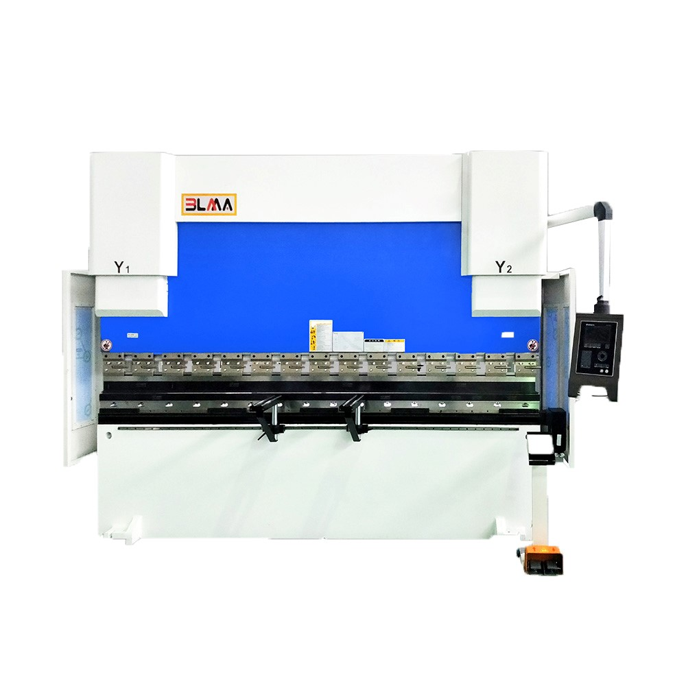 Hydraulic CNC Press Brake Machine For Plate Sheet