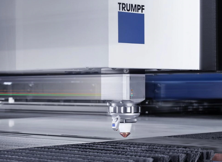 trumpf laser cutting machine