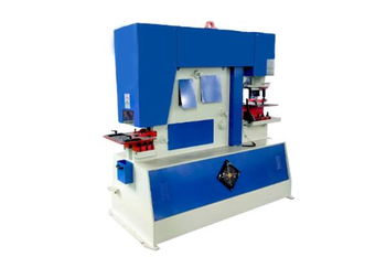 How To Select Hydraulic Ironworker Machine