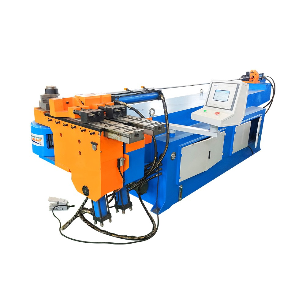 metal pipe and tube bending machine