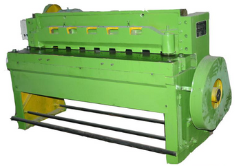 The Advantages of Sheet Metal Shearing Machine