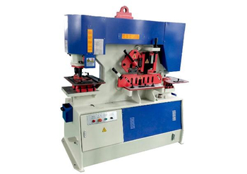 What is Hydraulic Ironworker Machine