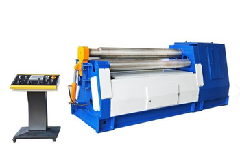 The Advantages of the 4 Roll Plate Rolling Machine